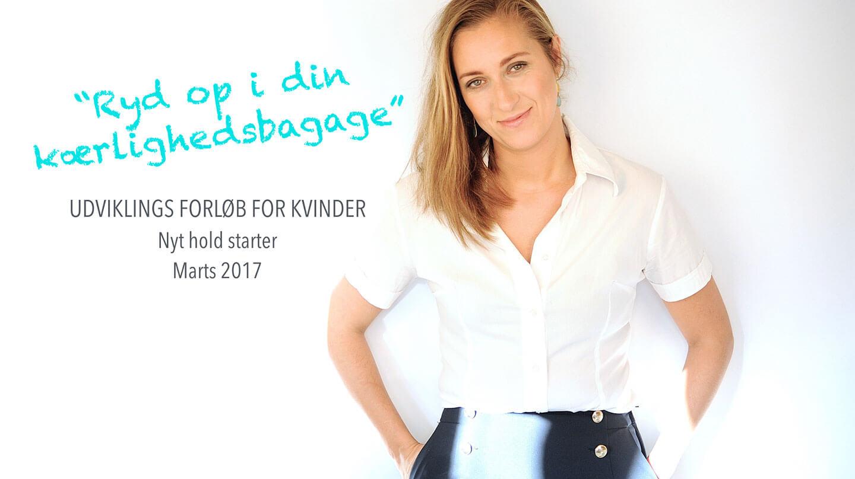 Gratis online workshop – Ryd op i din kærlighedsbaggage