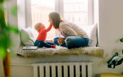 Babysikring af hjemmet
