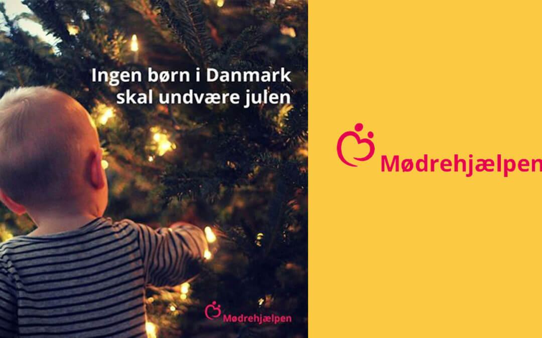 Mødrehjælpen julehjælp 2018 til økonomisk trængte børnefamilier