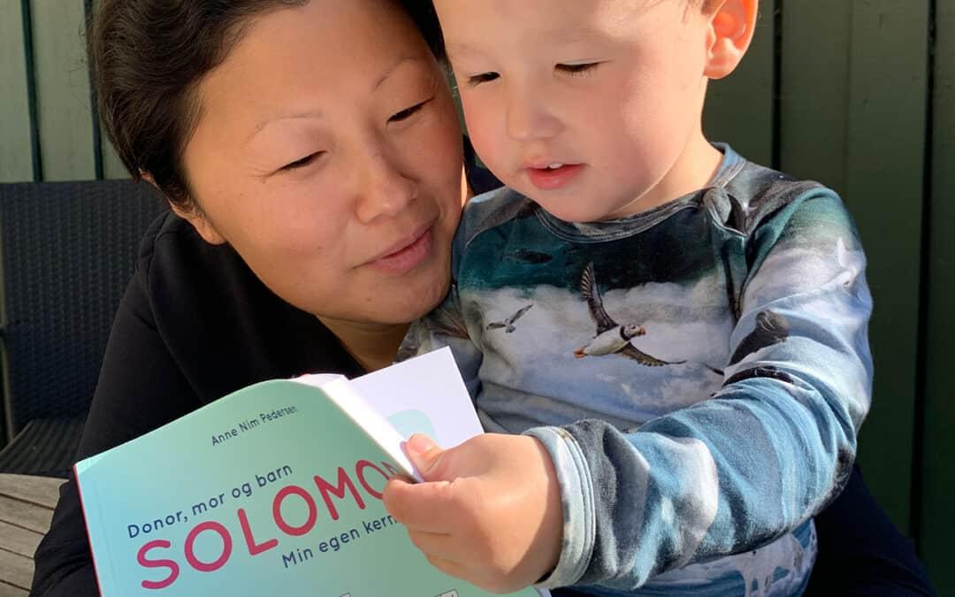 Solomor – Donor, mor og barn – Min egen kernefamilie