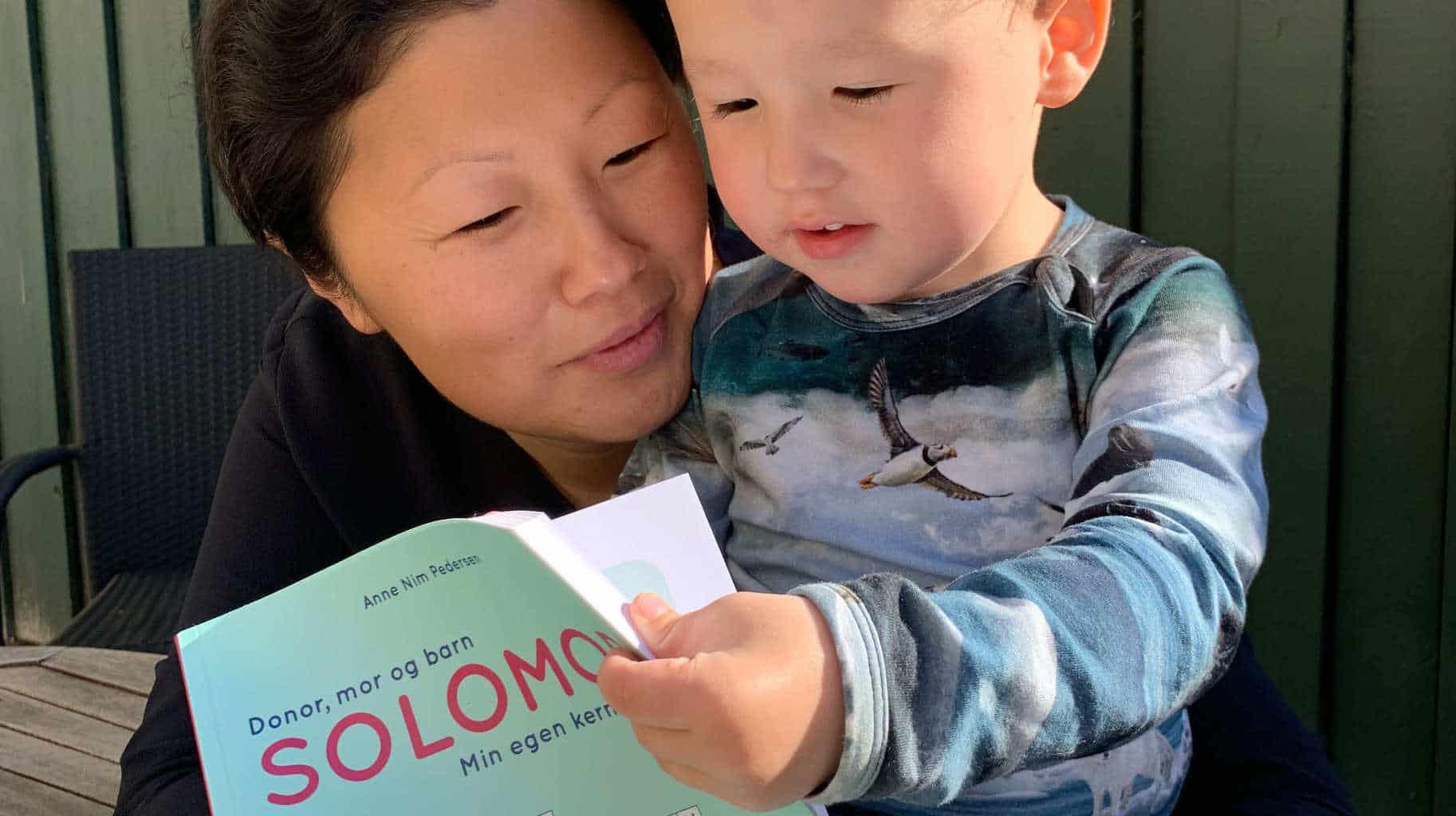 Donorbørn Archives | Solomor.dk