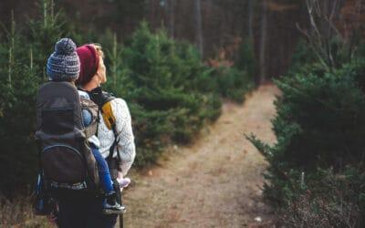 Hvad har høje bakker og livet som solomor med hinanden at gøre?